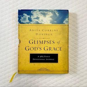NEW Devotional Journal Glimpses of God's Grace 365